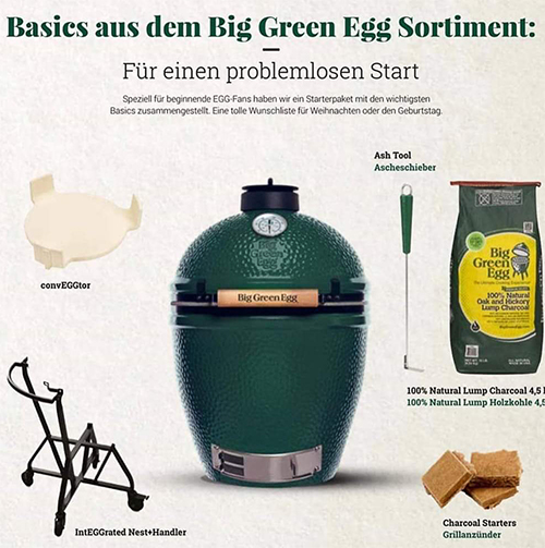 Big Green Egg Angebot
