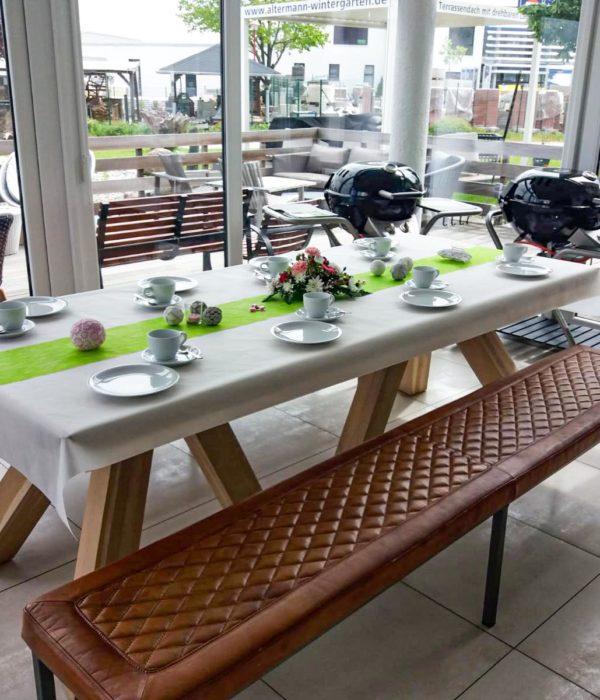 Veranstaltung Tisch